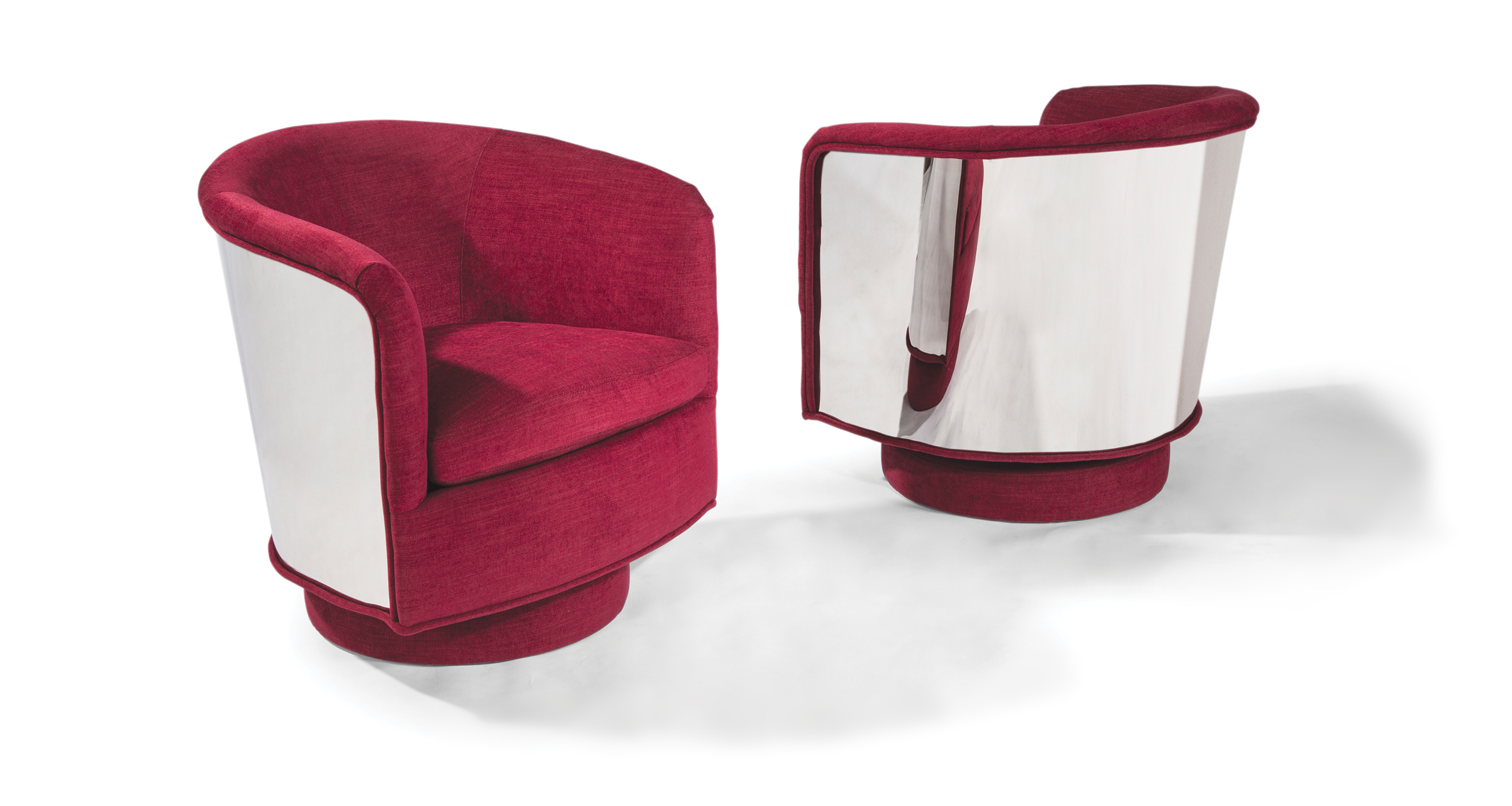 Roxy Coat-On Swivel-Tilt Chair