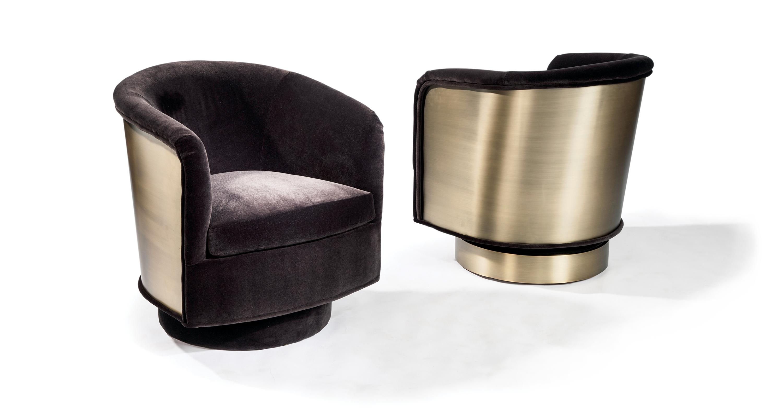 Roxy Coat-On Swivel-Tilt Chair