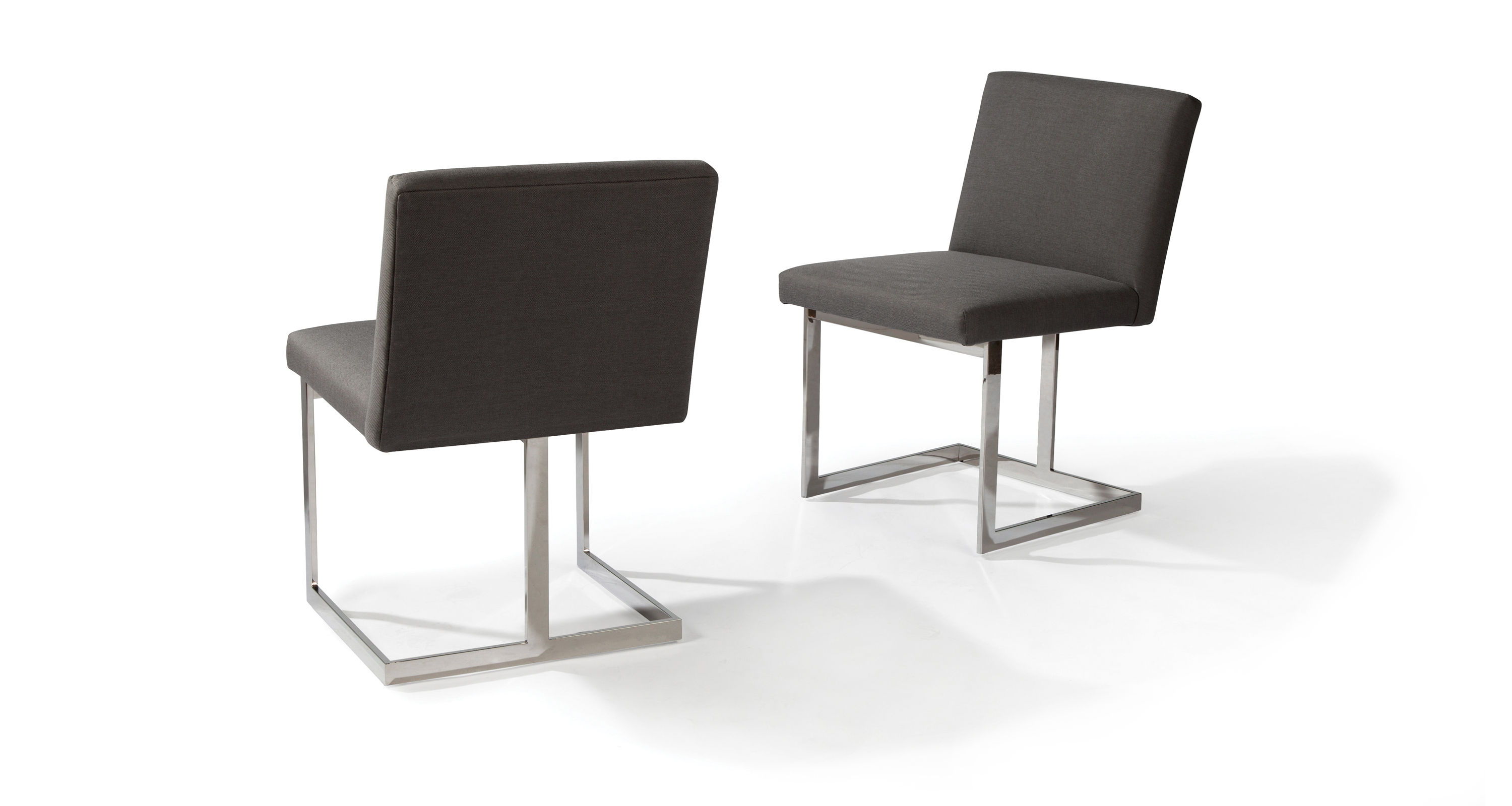 Hangout Armless Dining Chairs