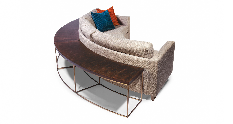 Design Classic Circle Sofa Table
