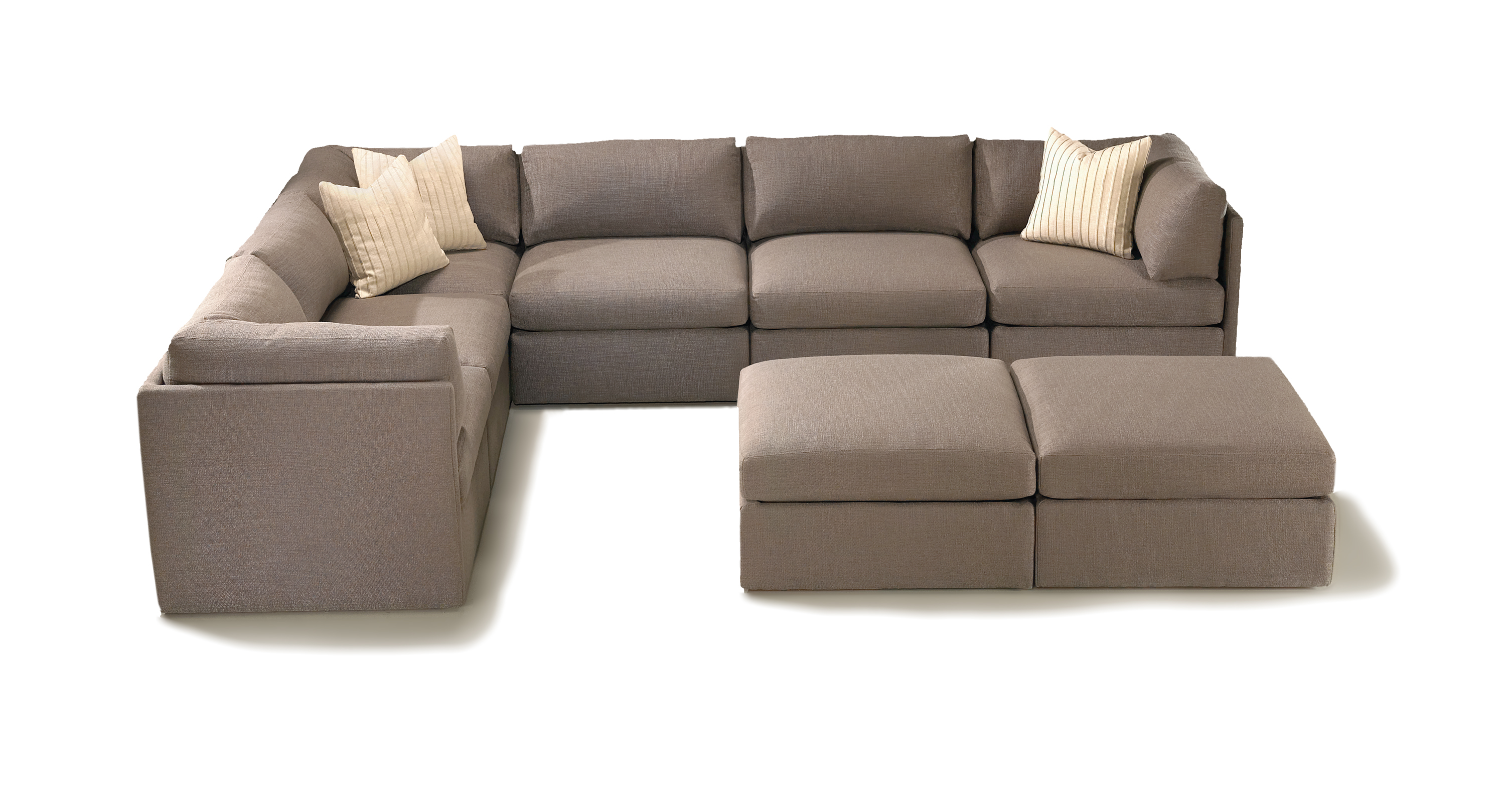 1076 Design Classic Sectional