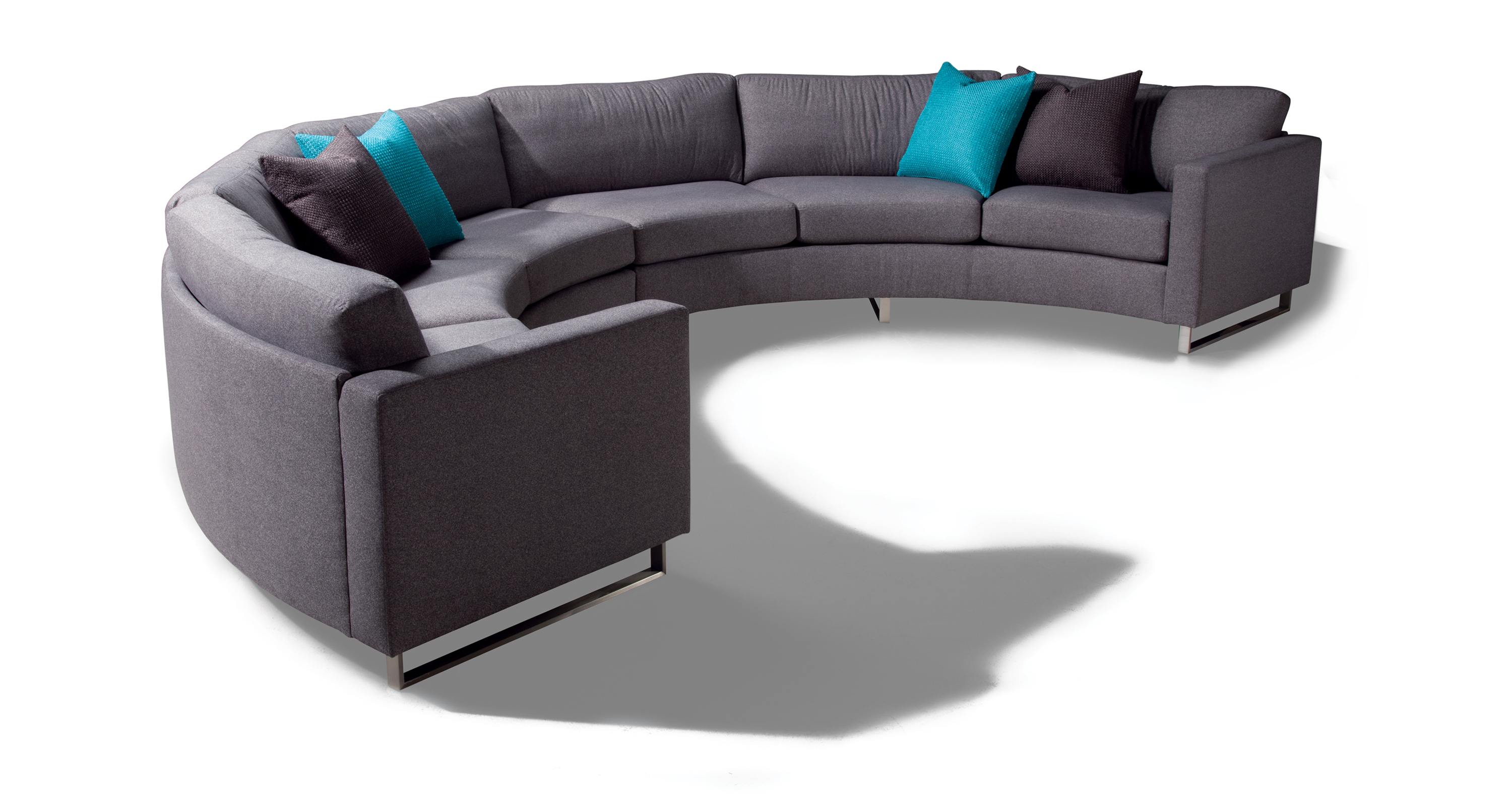 Design Classic 1224 Circle Sectional