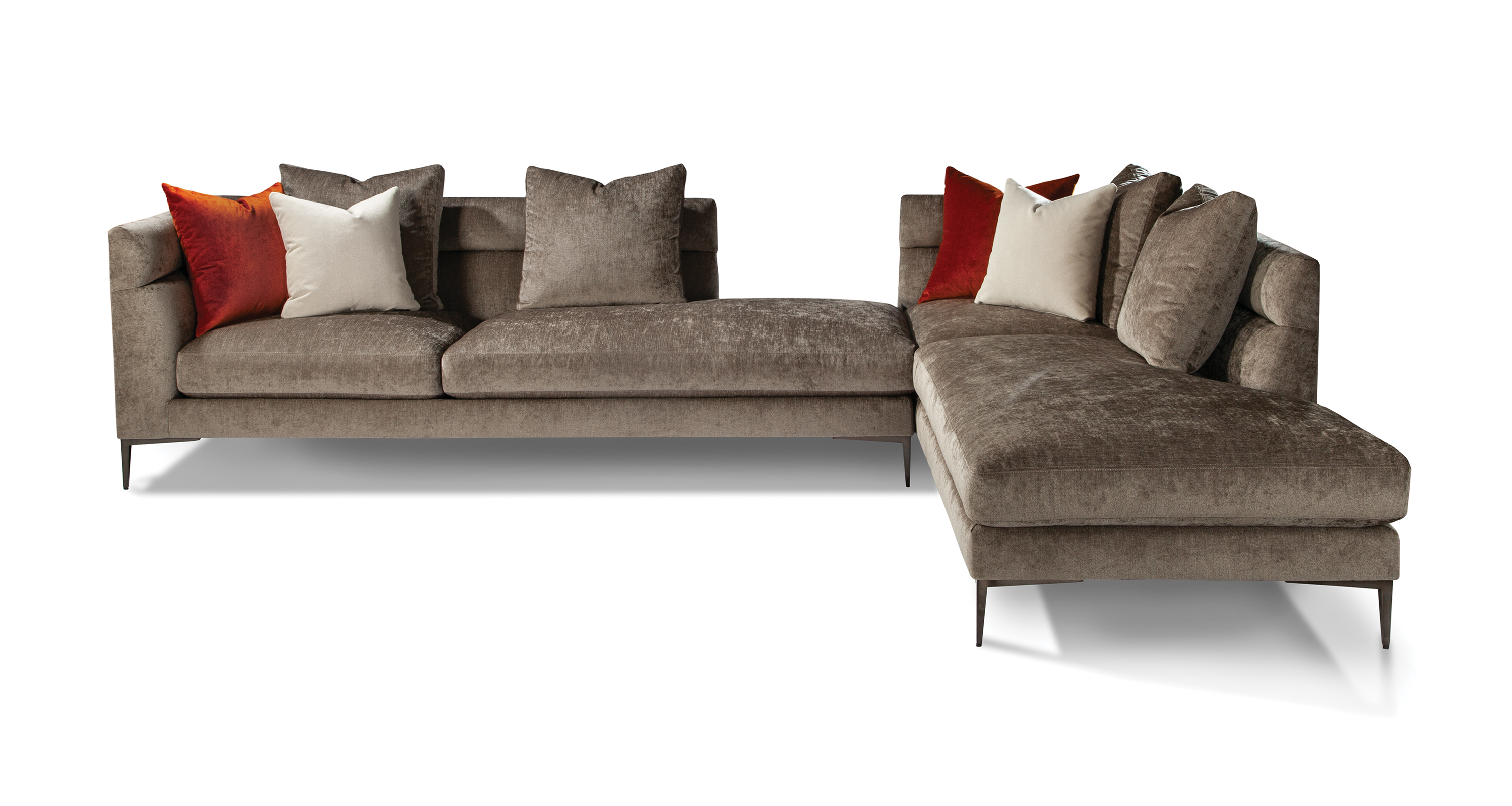 Spaced Out Sectional