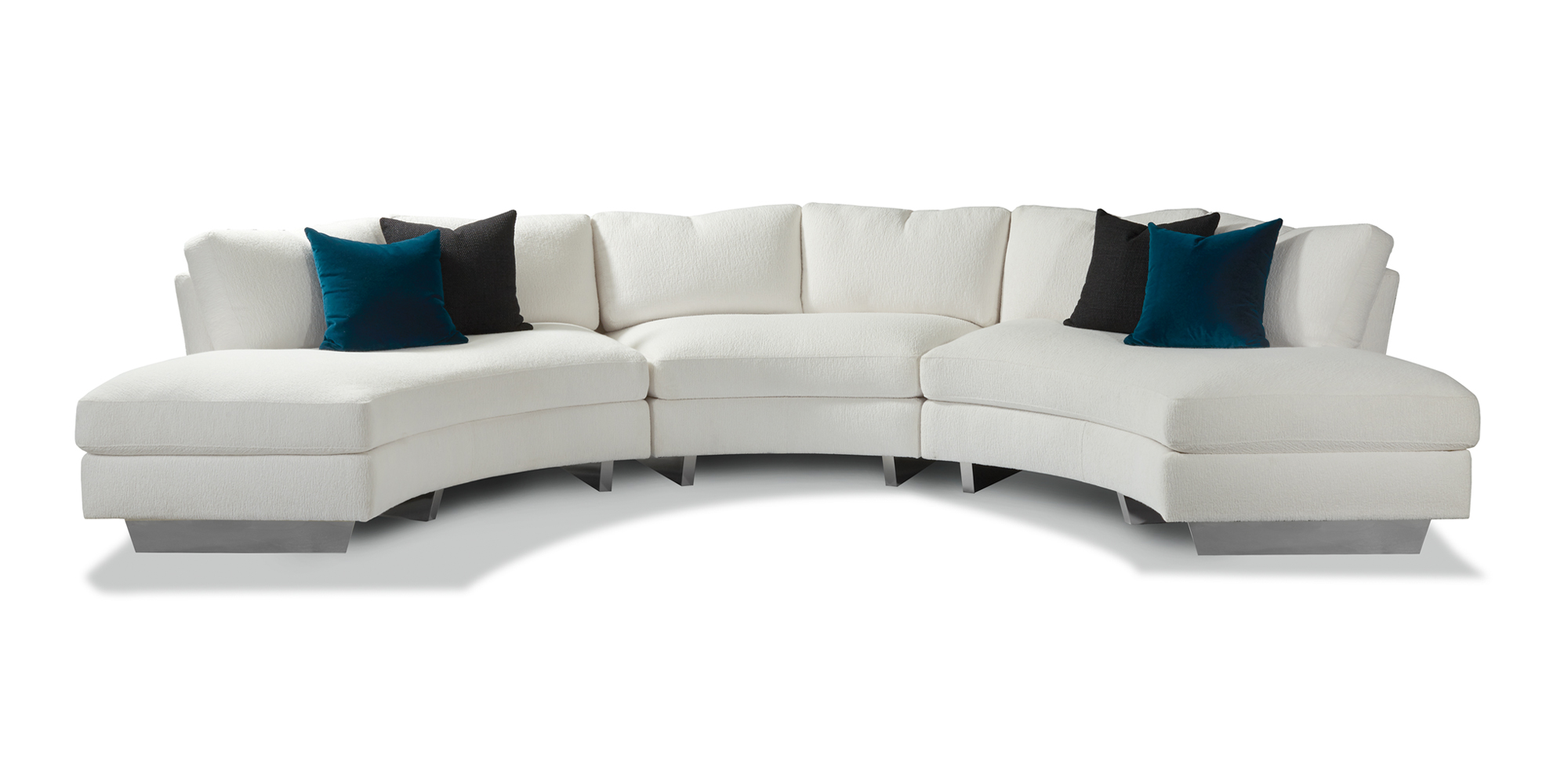 Cool Clip 2 Sectional