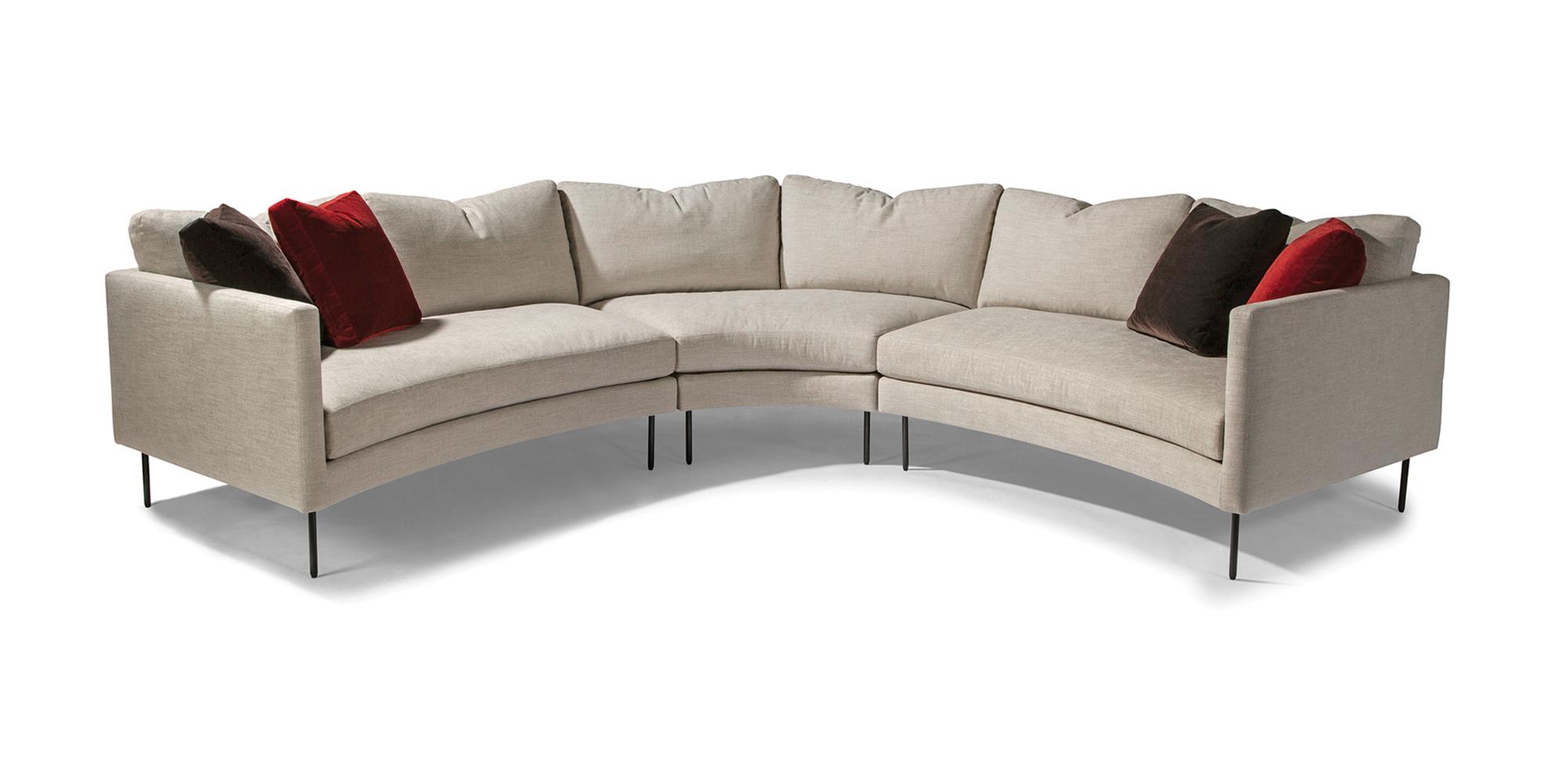 Strange Thayer Coggin Sectional Gallery Cjindustries Chair Design For Home Cjindustriesco