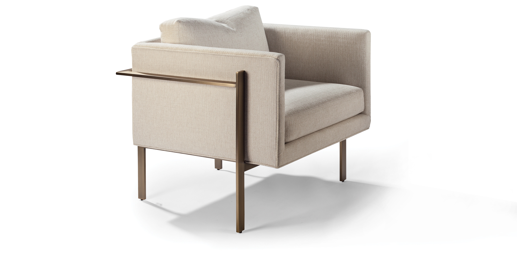 Drop In Lounge Chairs (Bronze)