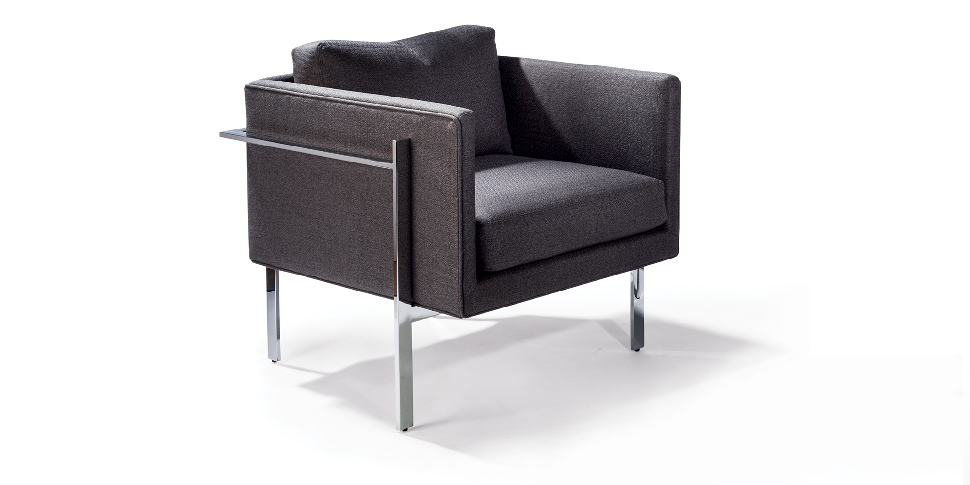 Drop In Lounge Chairs (Polished Stainless)