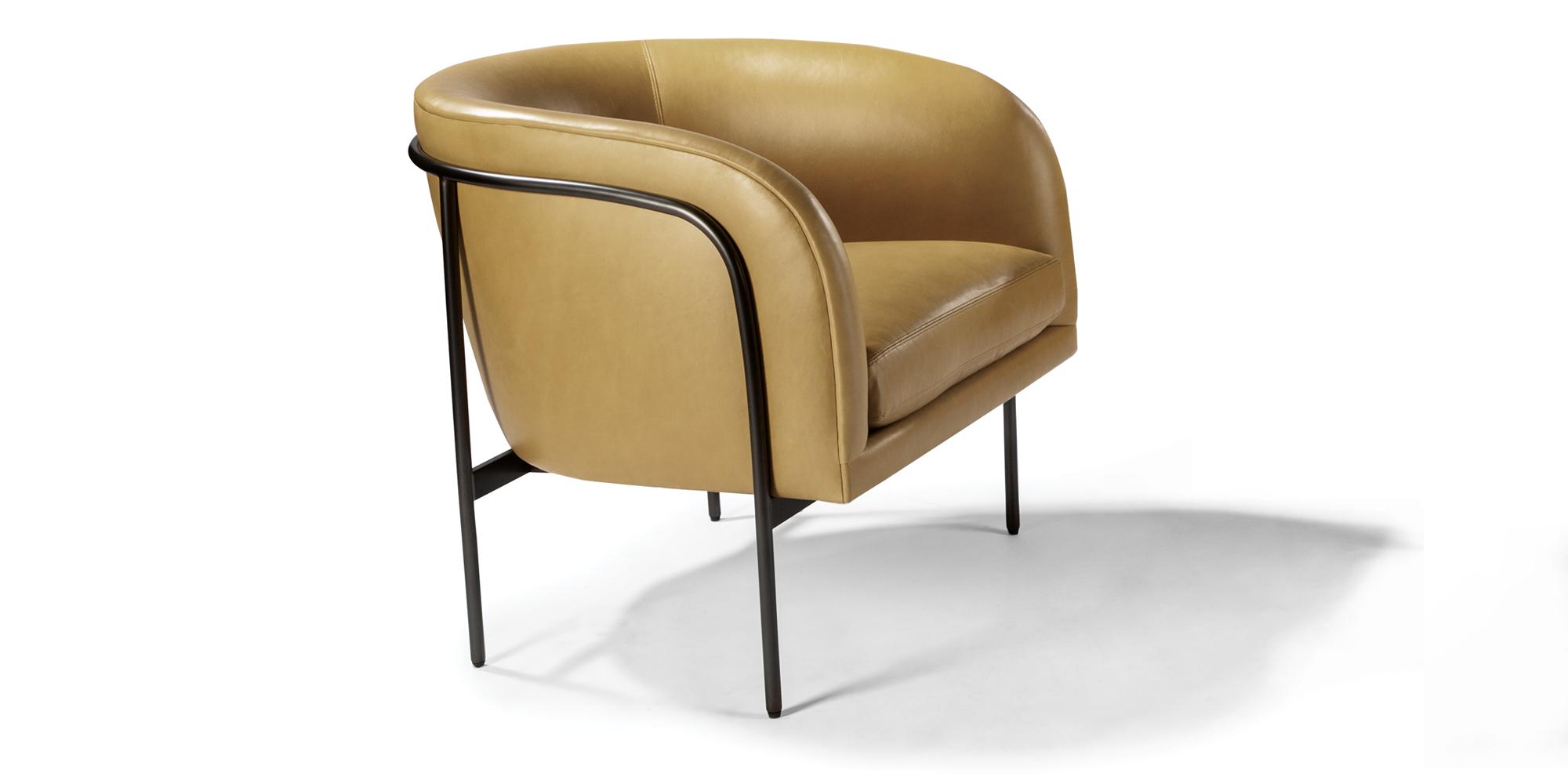 Rod Chair (Dark Bronze)