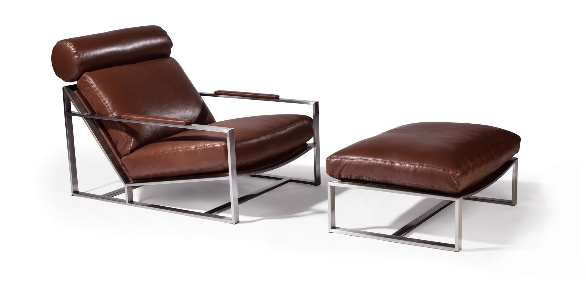 Cruisin' Lounge Chair and Ottoman