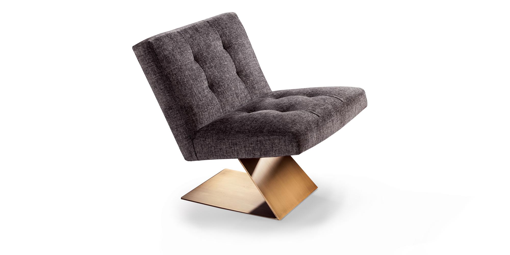 Z Armless Chair