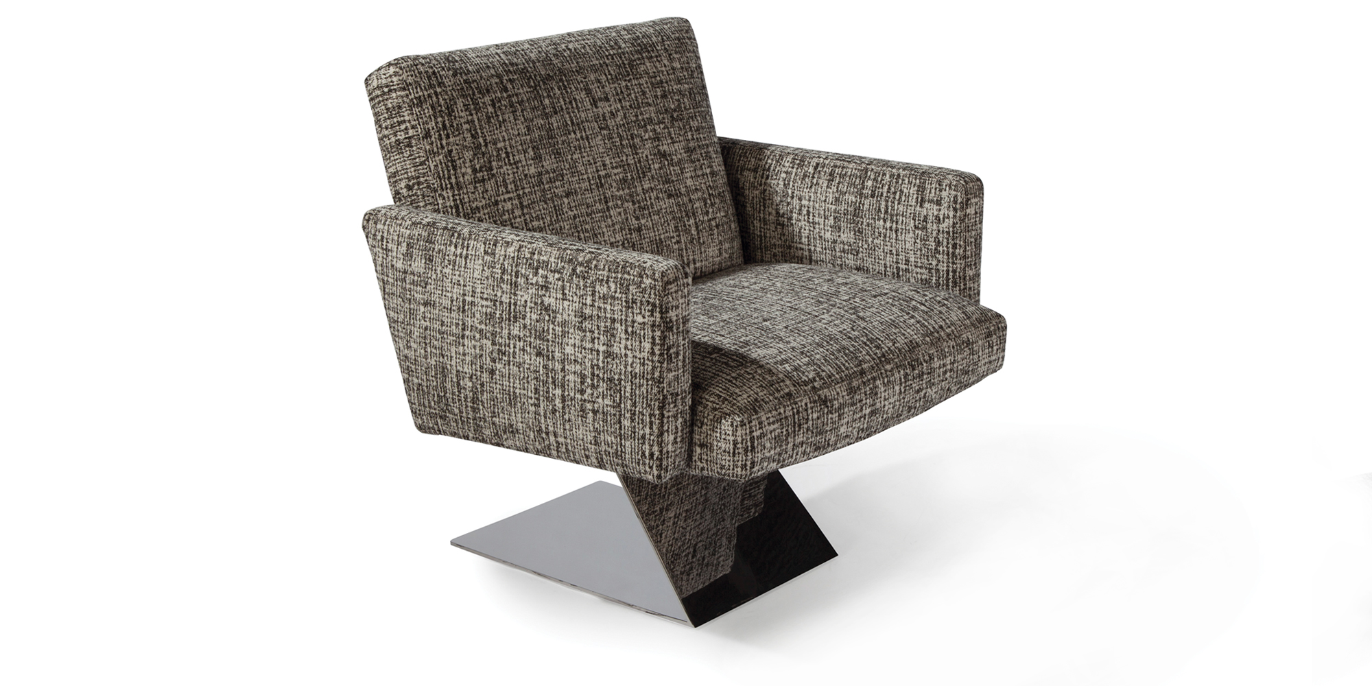 Z Arm Chair (No Tufting)
