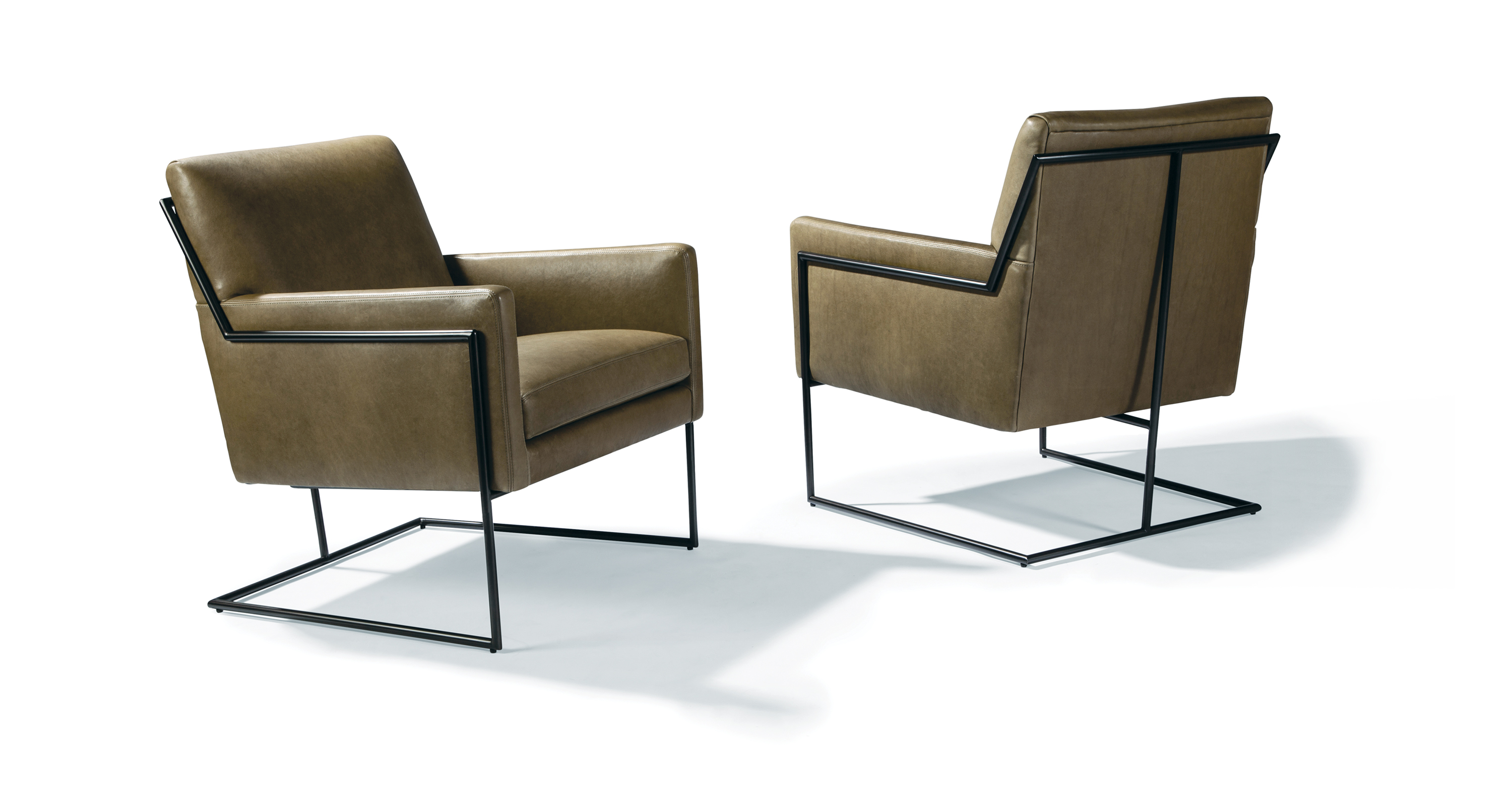 Hi-Wire Lounge Chair