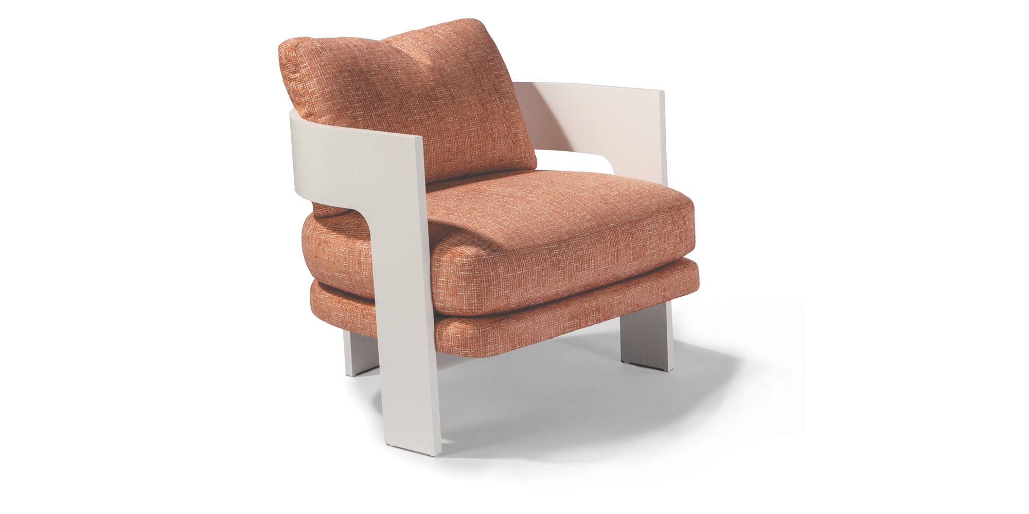On 3 Lounge Chair (Maple)