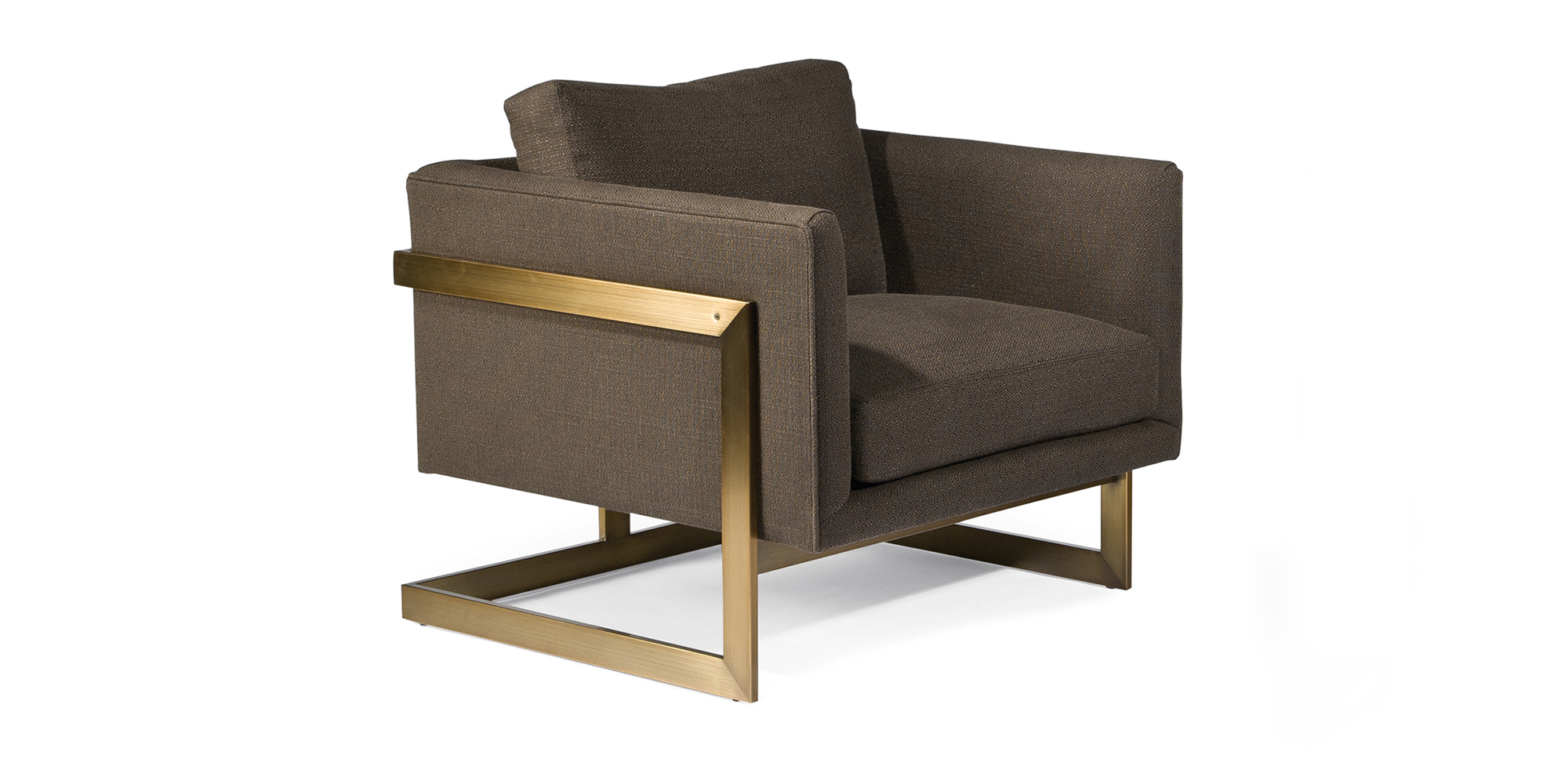 989 Design Classic Lounge Chair (Bronze)