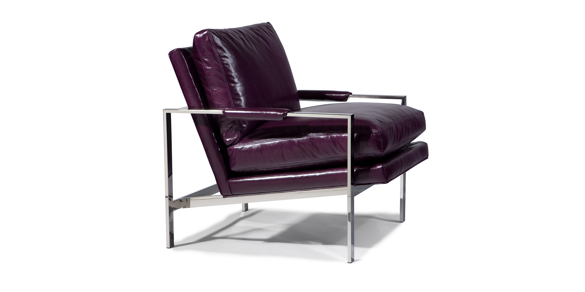 951 Design Classic Chair (Polished Stainless)