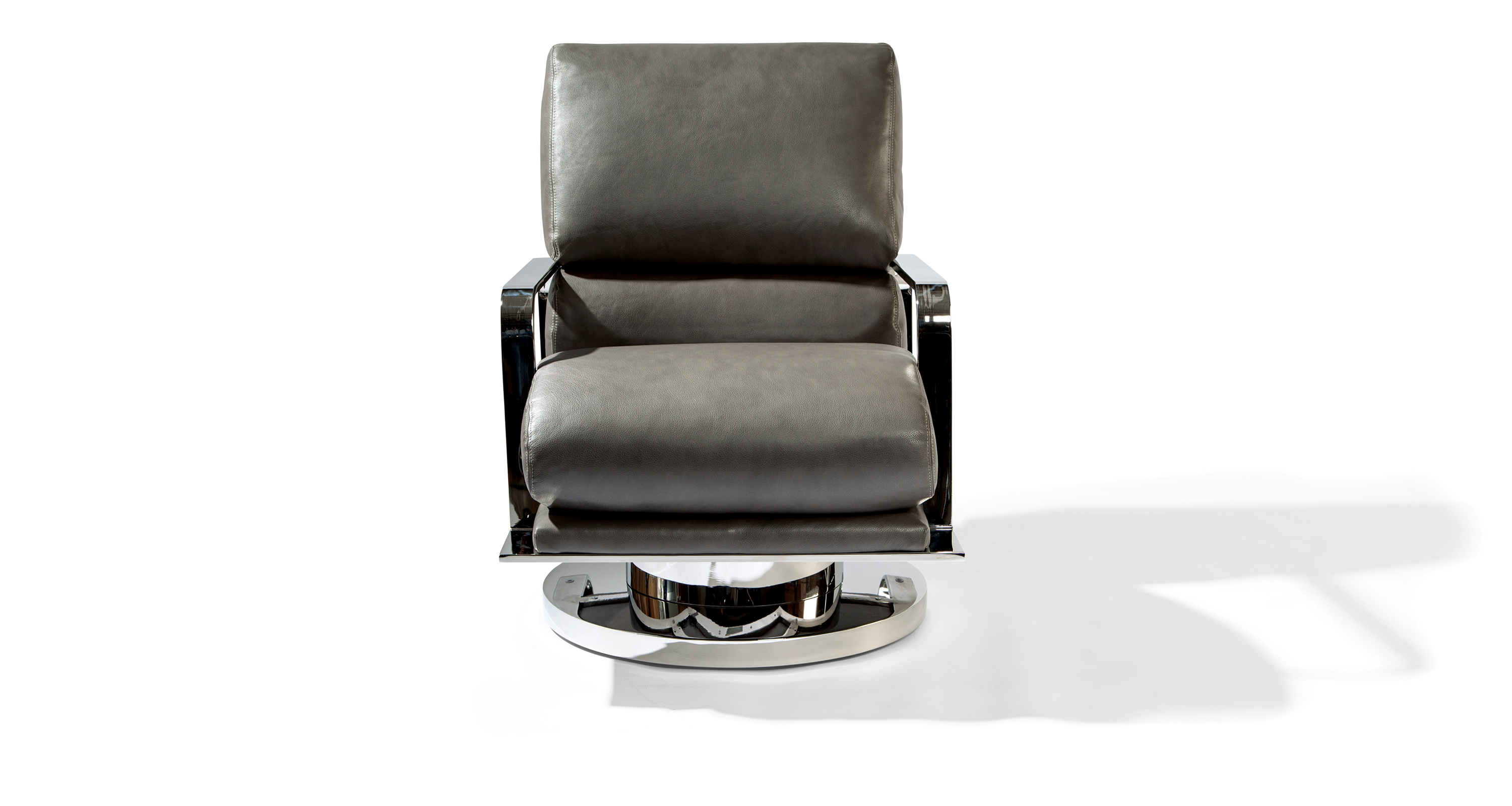 Mercury Swivel Rocking Chair