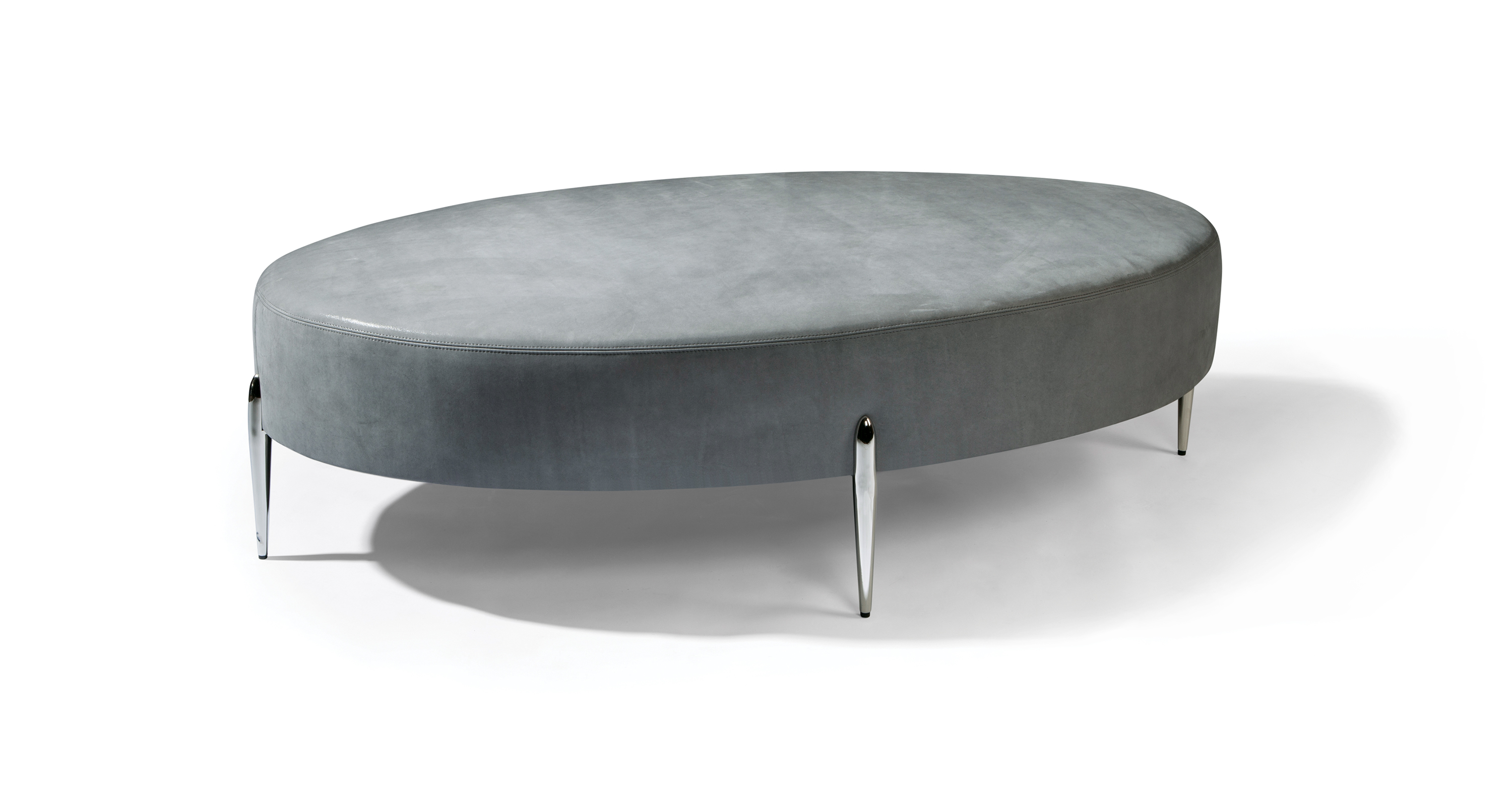Decked Out Table Ottoman