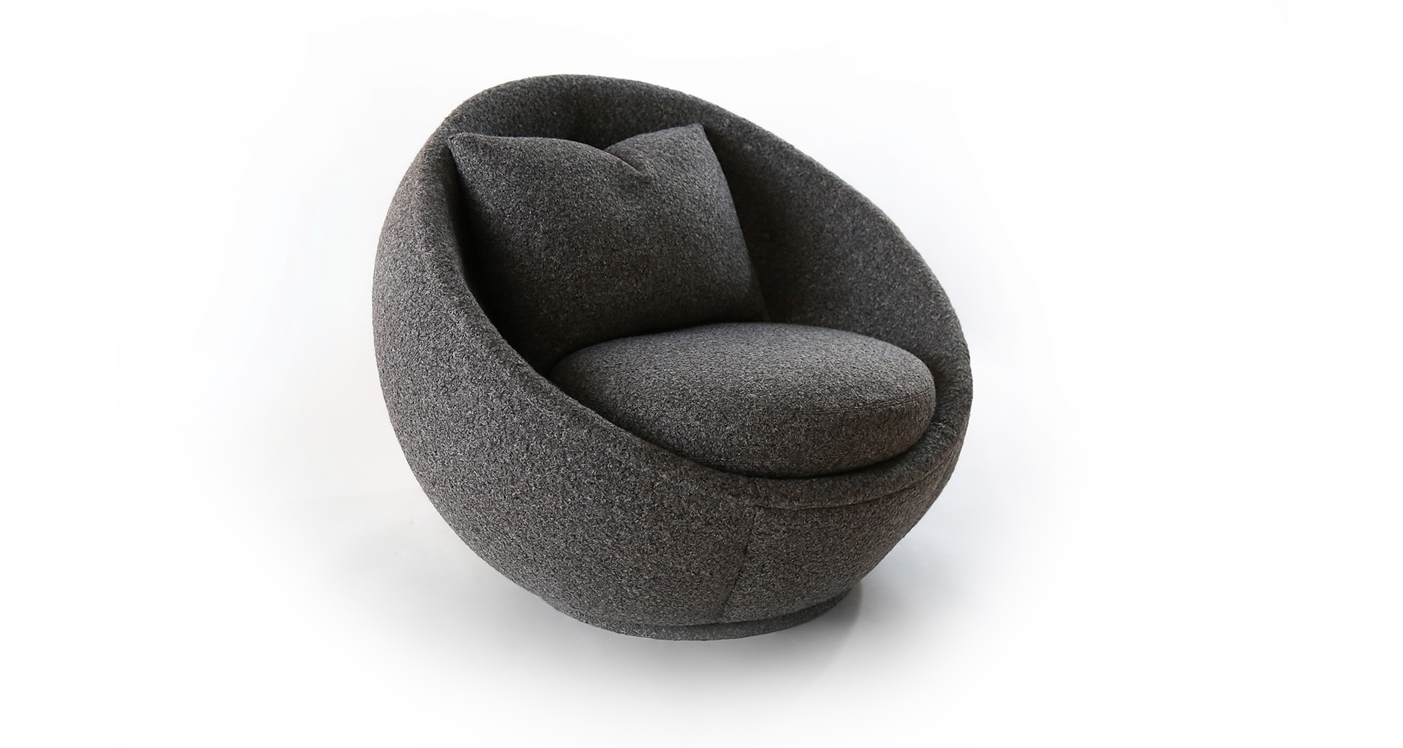 The Good Egg Swivel Chair
