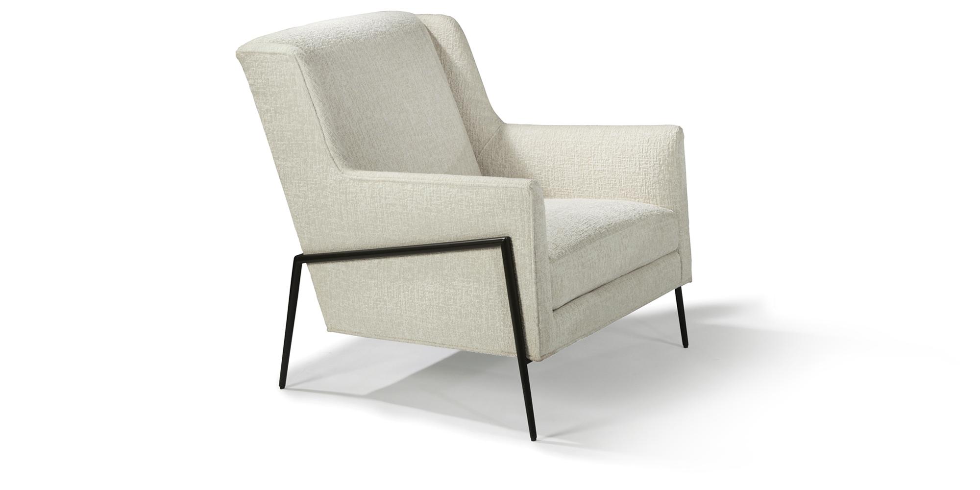 Twiggy Lounge Chair (Noir finish)