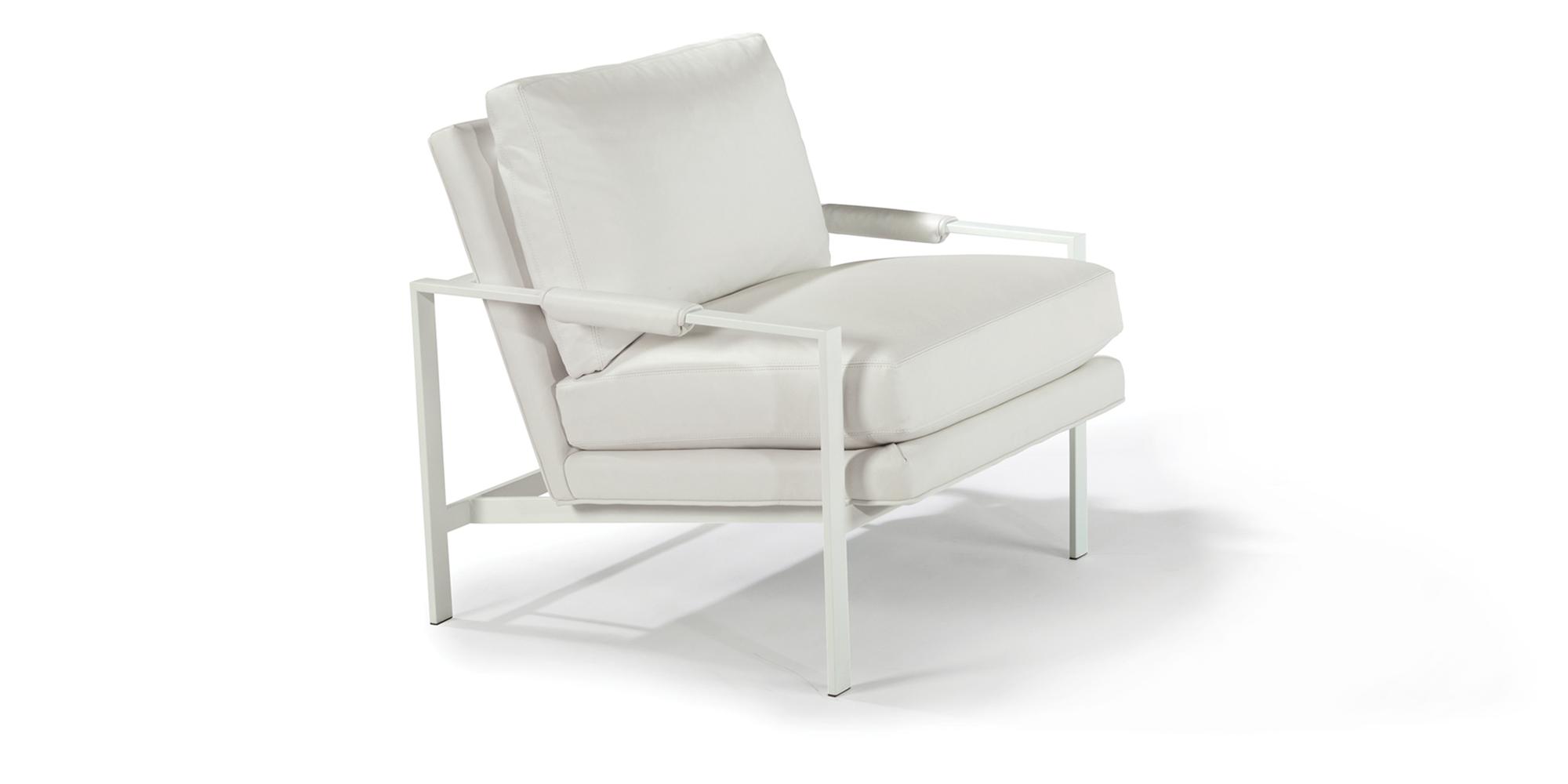 951 Design Classic Chair (White Powder Coat)