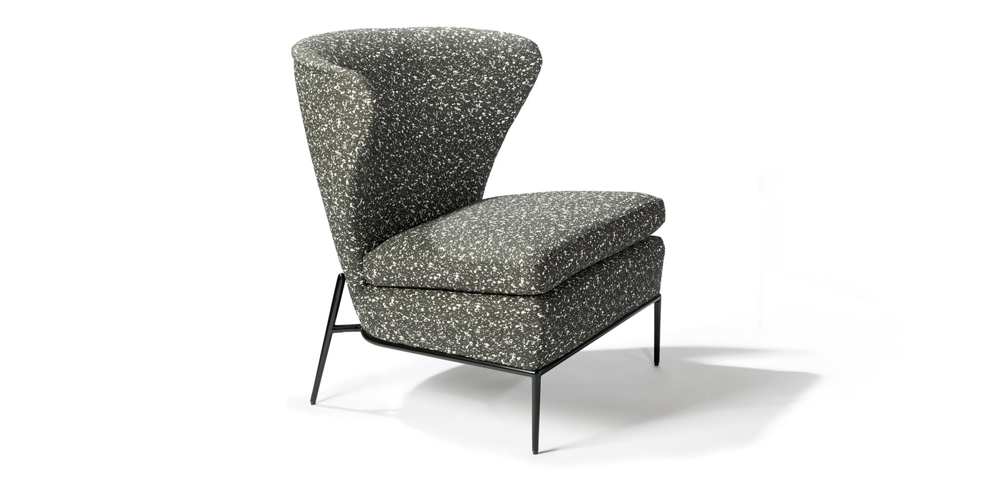 Ima Fan Lounge Chair