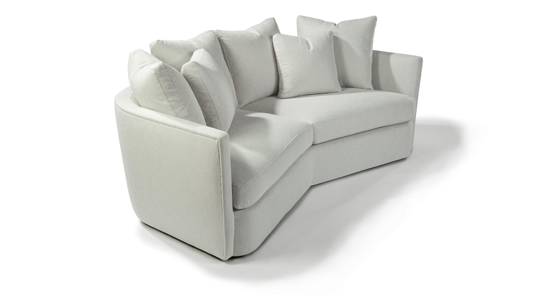 No Right Angles Studio Sofa