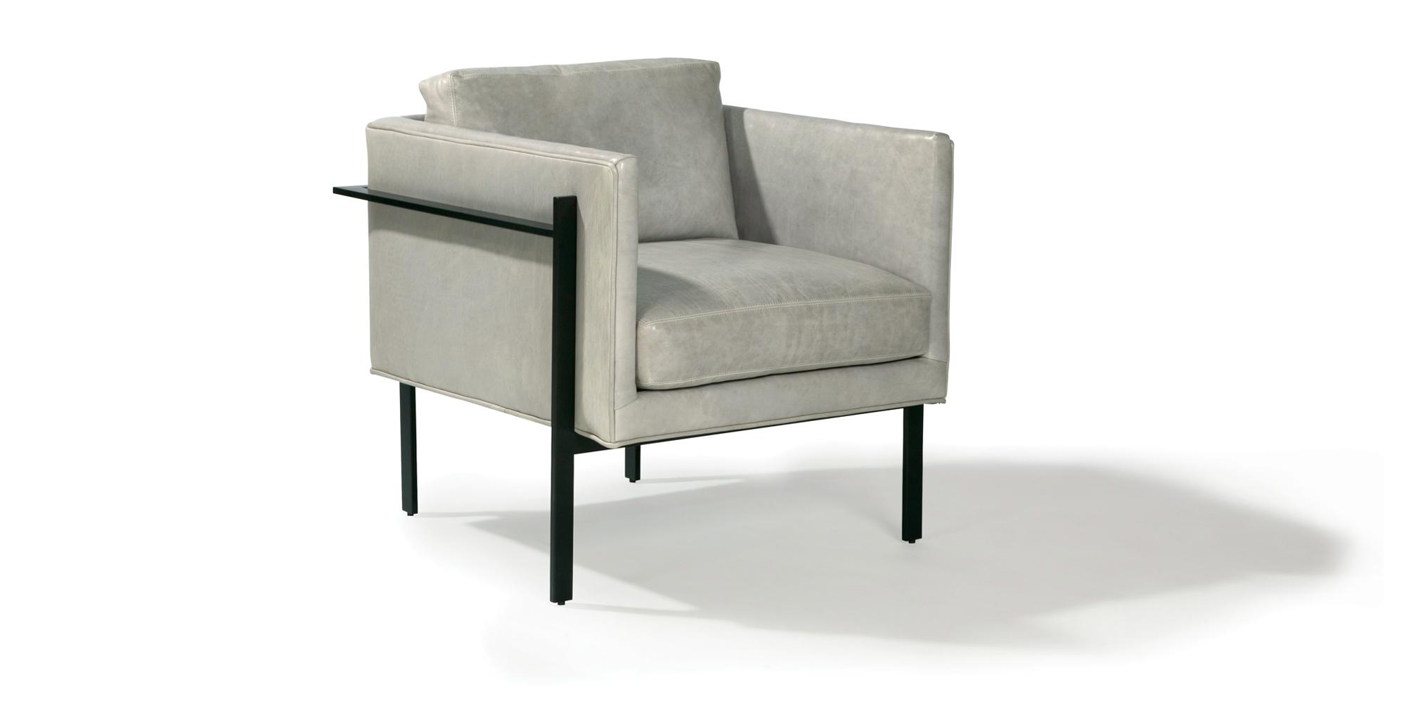 Drop In Lounge Chairs (Black Powder Coat)