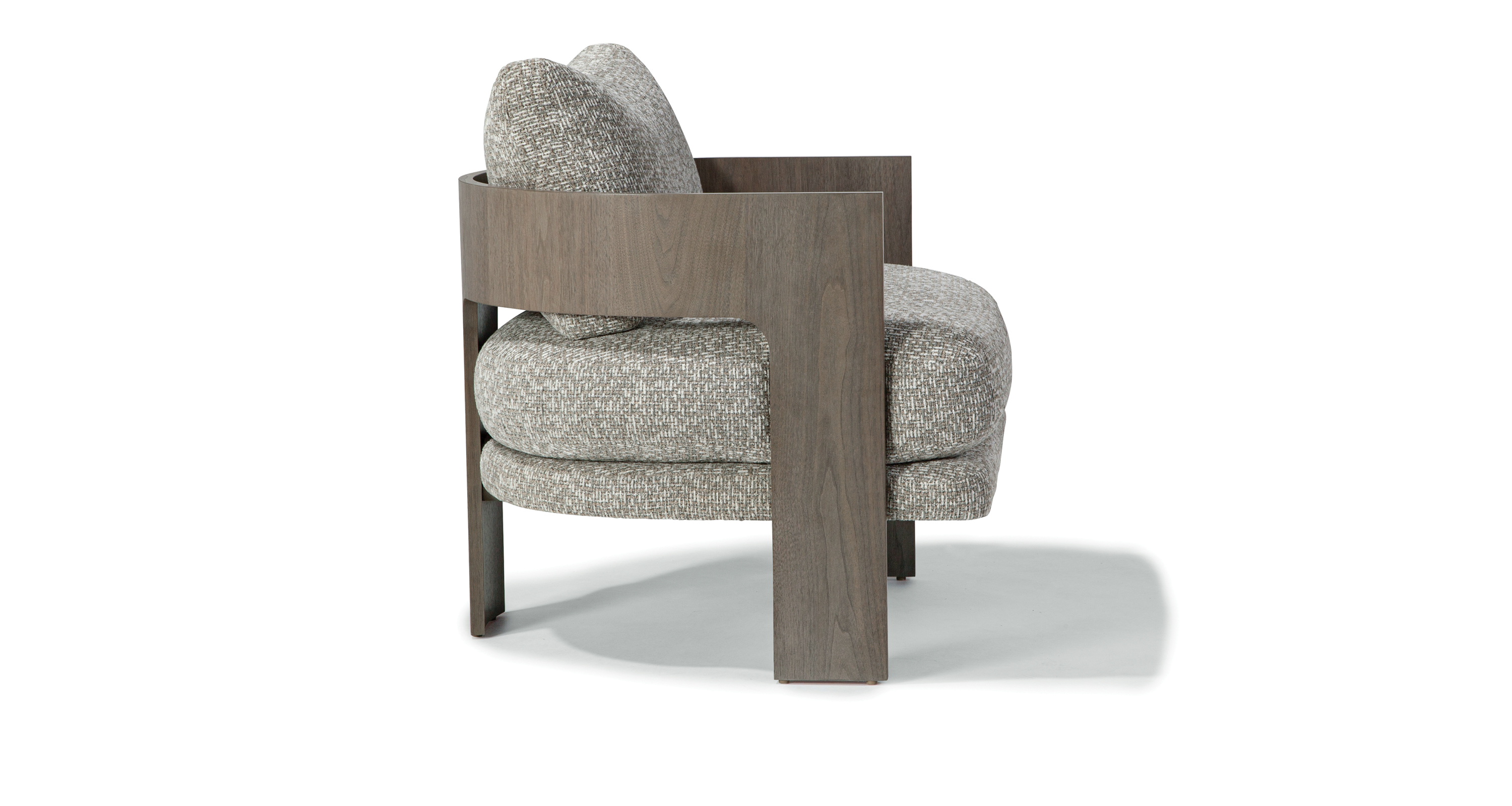 On 3 Lounge Chair