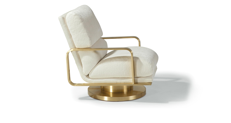 Mercury Swivel Rocking Chair
