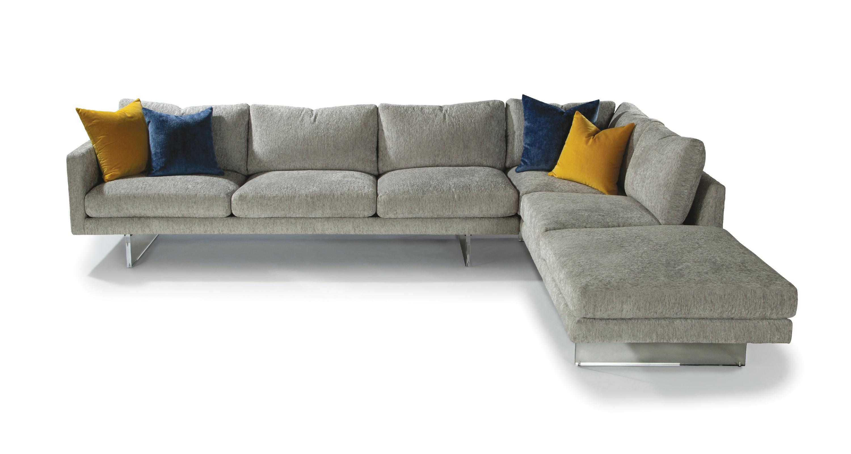 Ice Blade Sectional Sofa