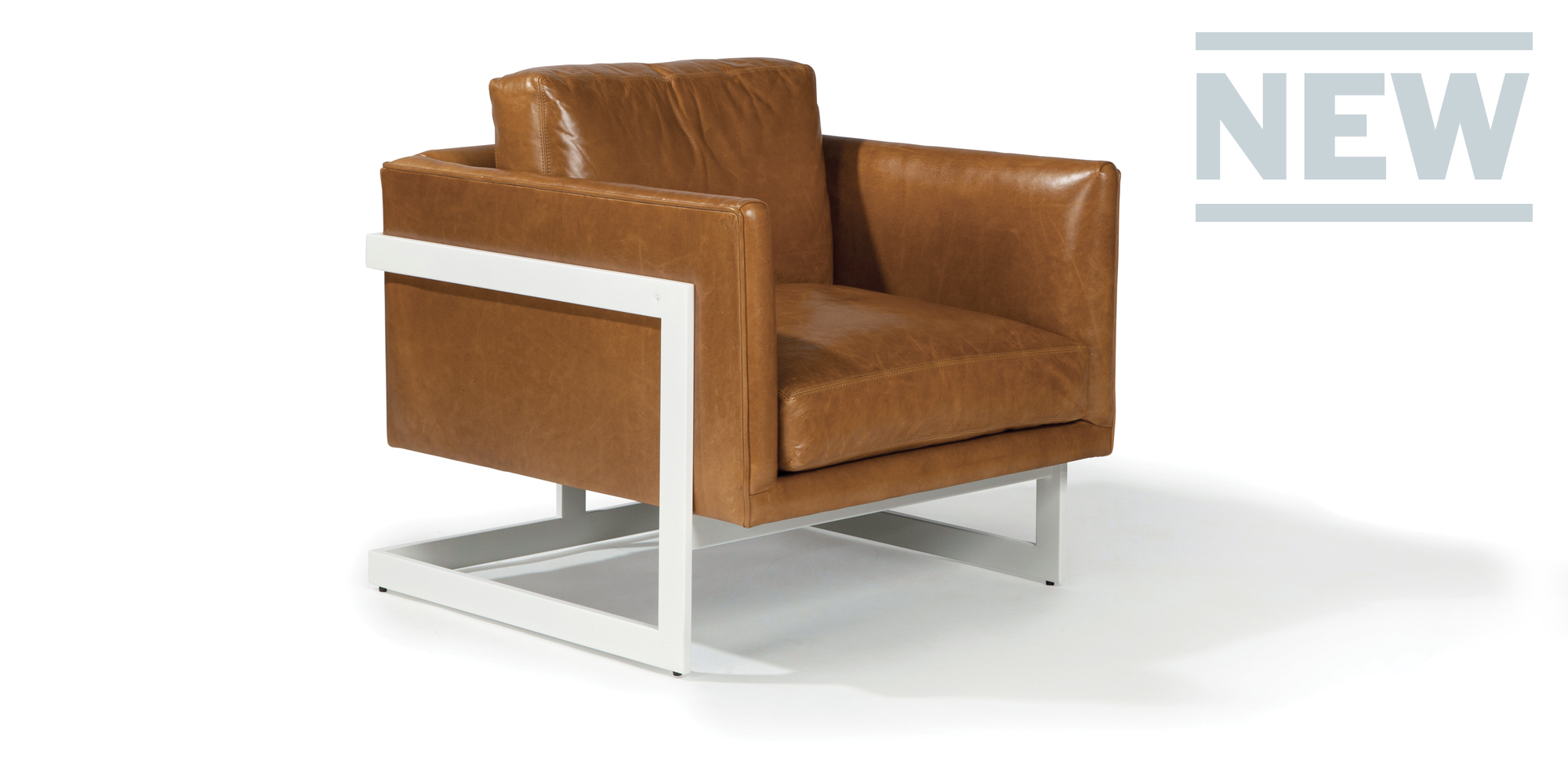 989 Design Classic Lounge Chair (WPC Finish)