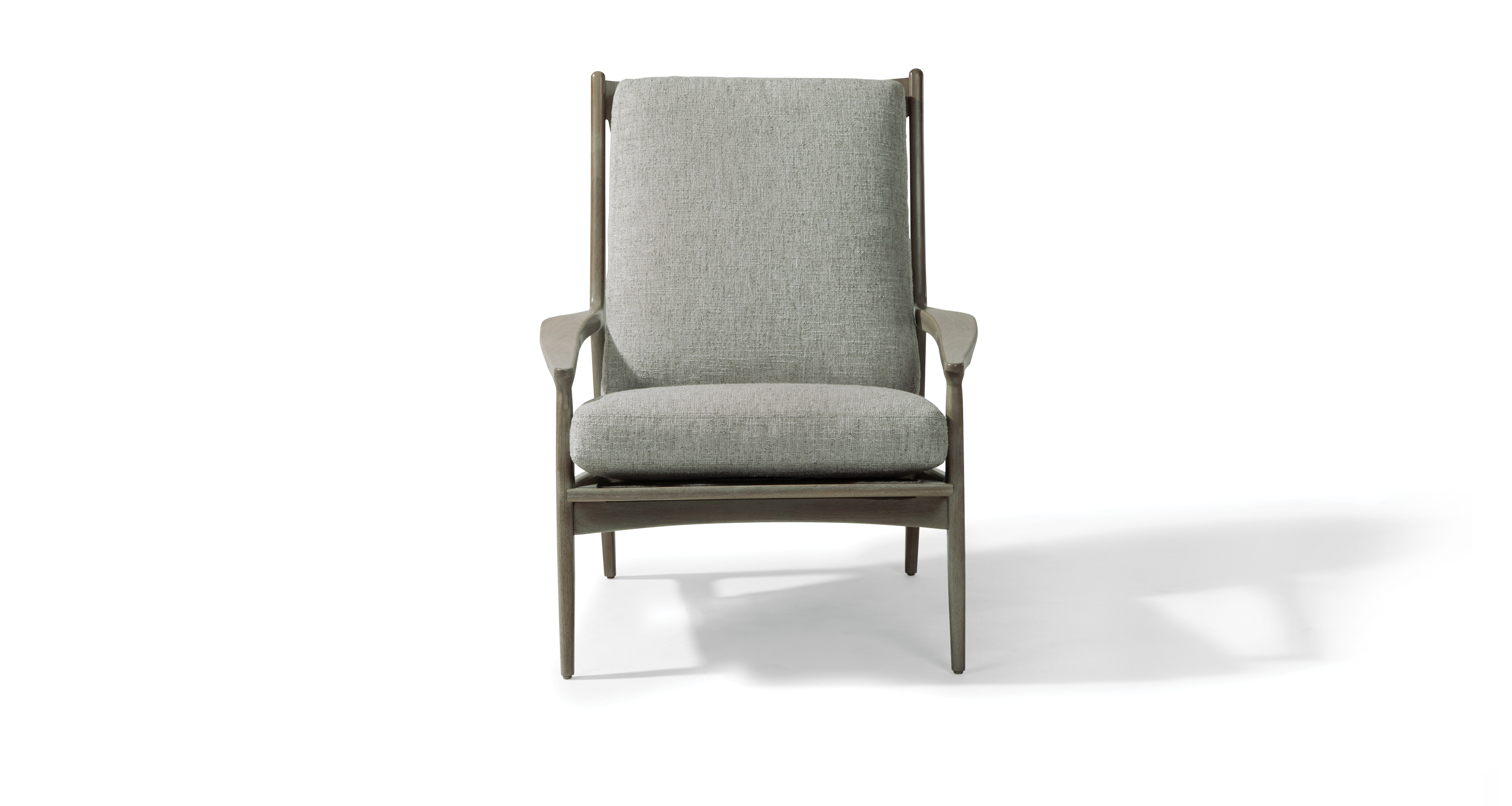 Archie Too Lounge Chair and Ottoman