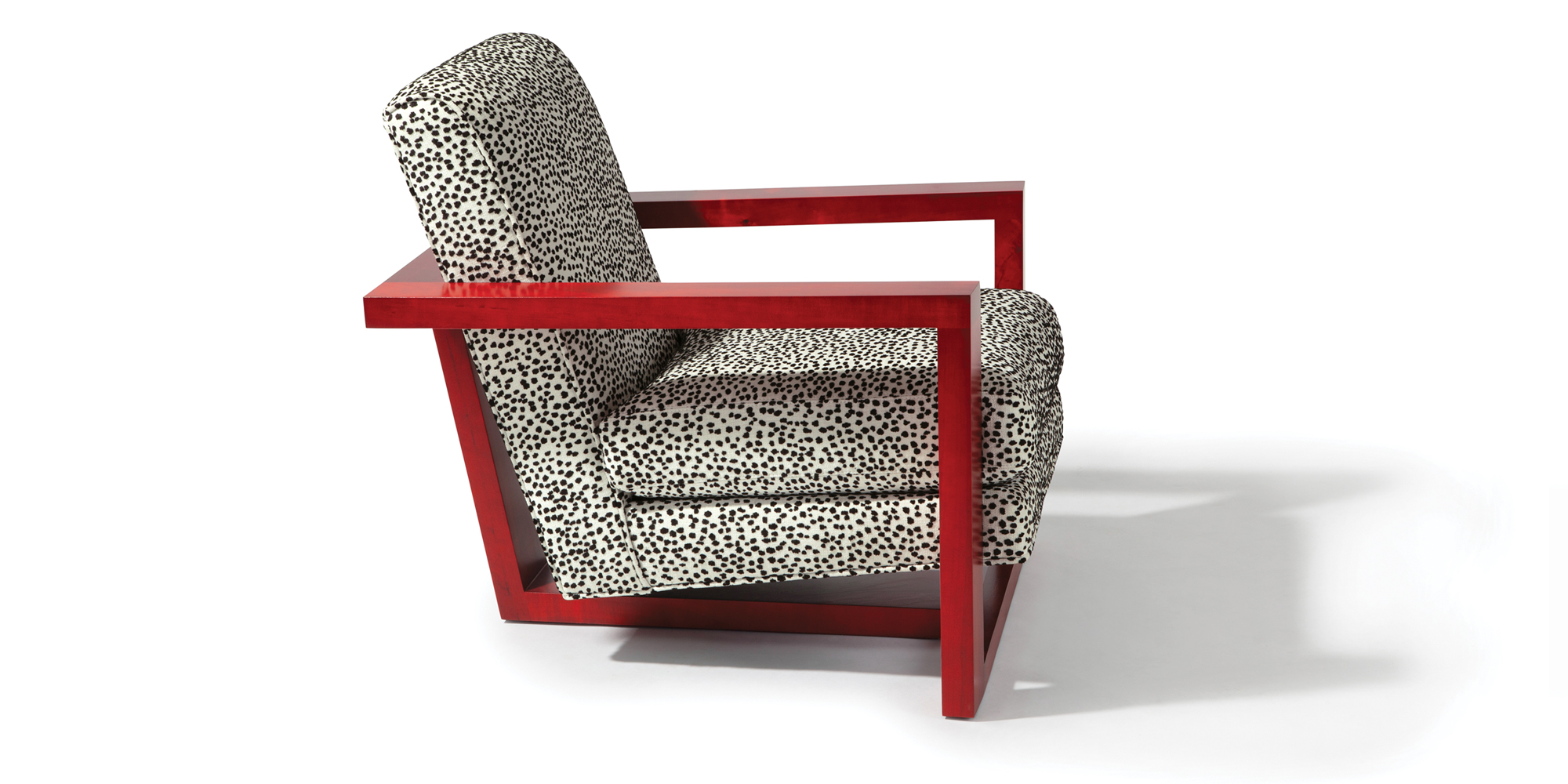 Roger Lounge Chair (Gibson Colors)