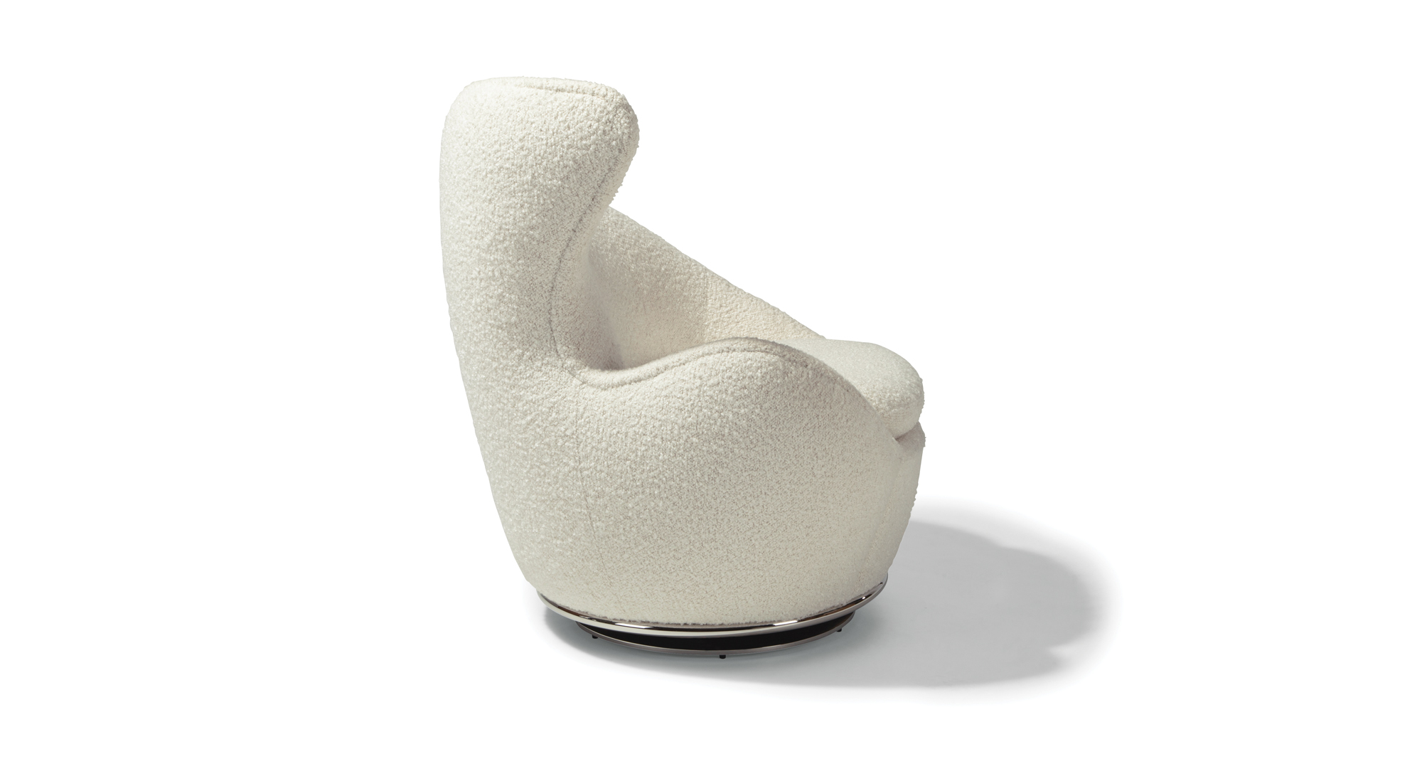 Left Wing Swivel Chair