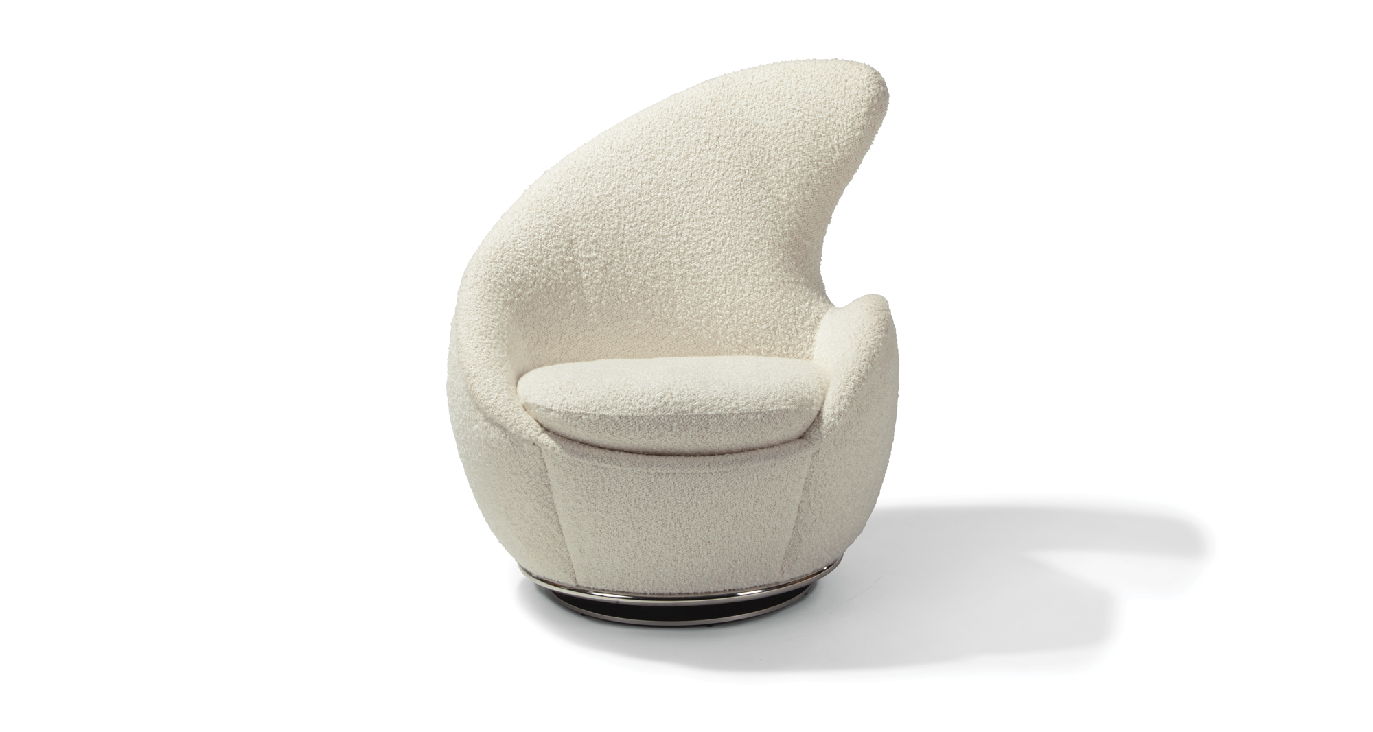 Right Wing Swivel Chair