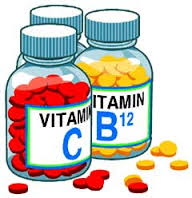 Vitamins are natural immune system boosters.