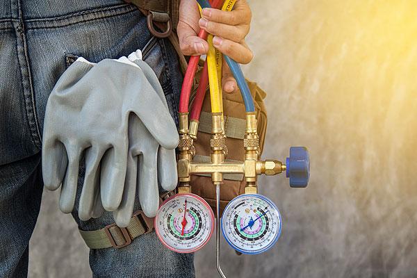 Heating & Air company photo