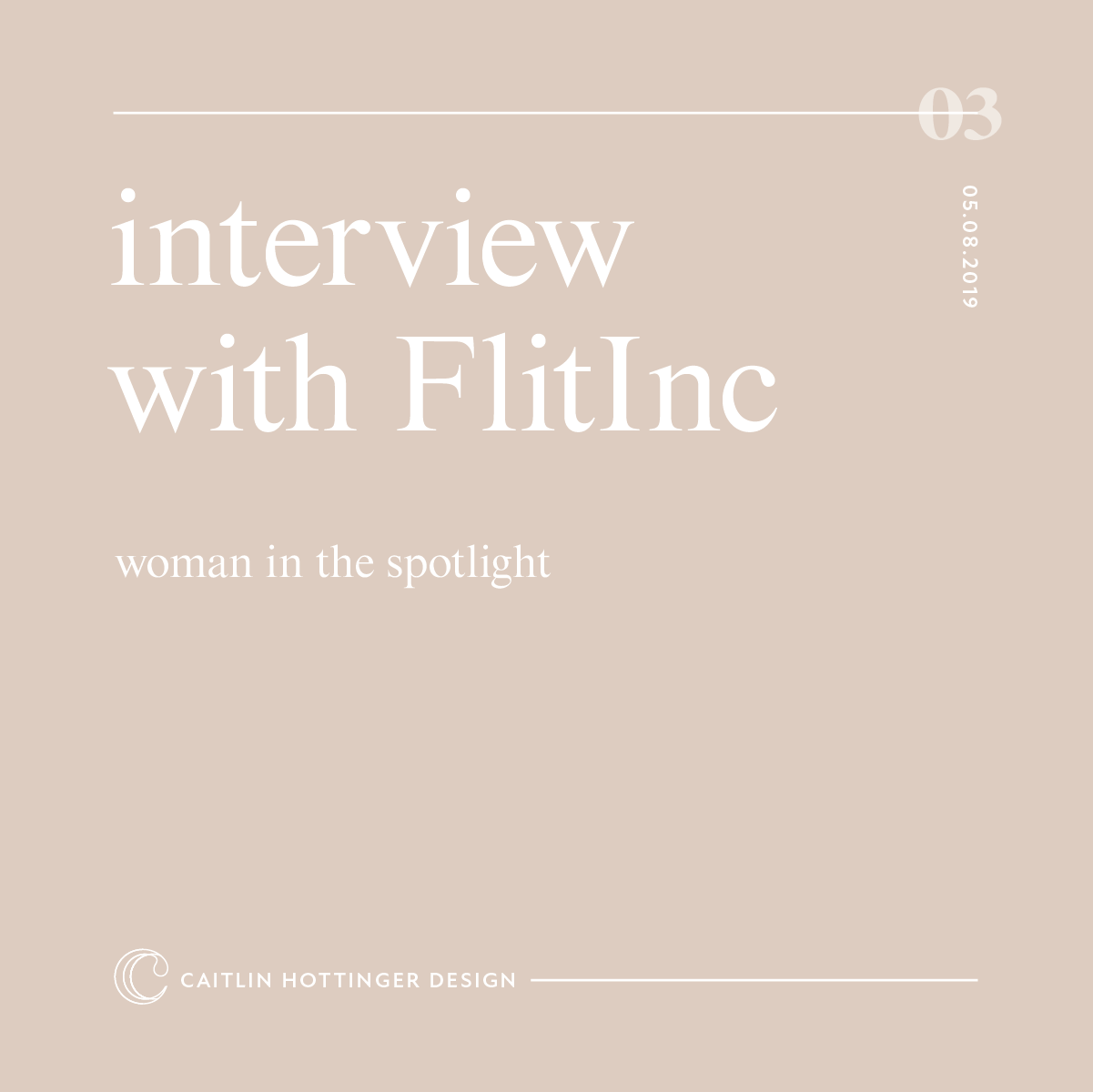 flitinc interview caitlin hottinger design blog