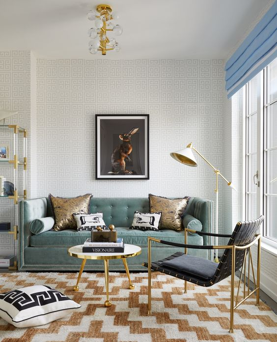 Jonathan Adler Outfits a Condo in Manhattan's Trendy 70 Charlton Photos | Architectural Digest