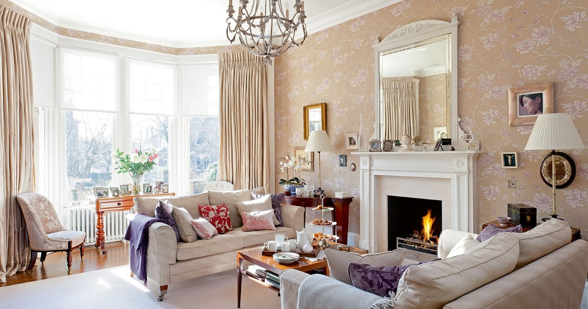 The Edwardian Period Interiors - Comfortable home