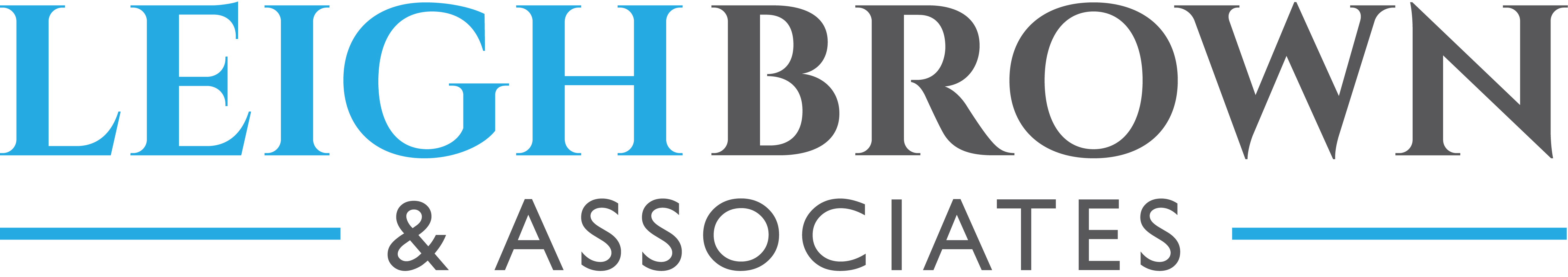 Leigh Brown & Associates Logo