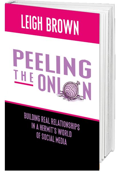 Peeling the Onion Book Artwork #1