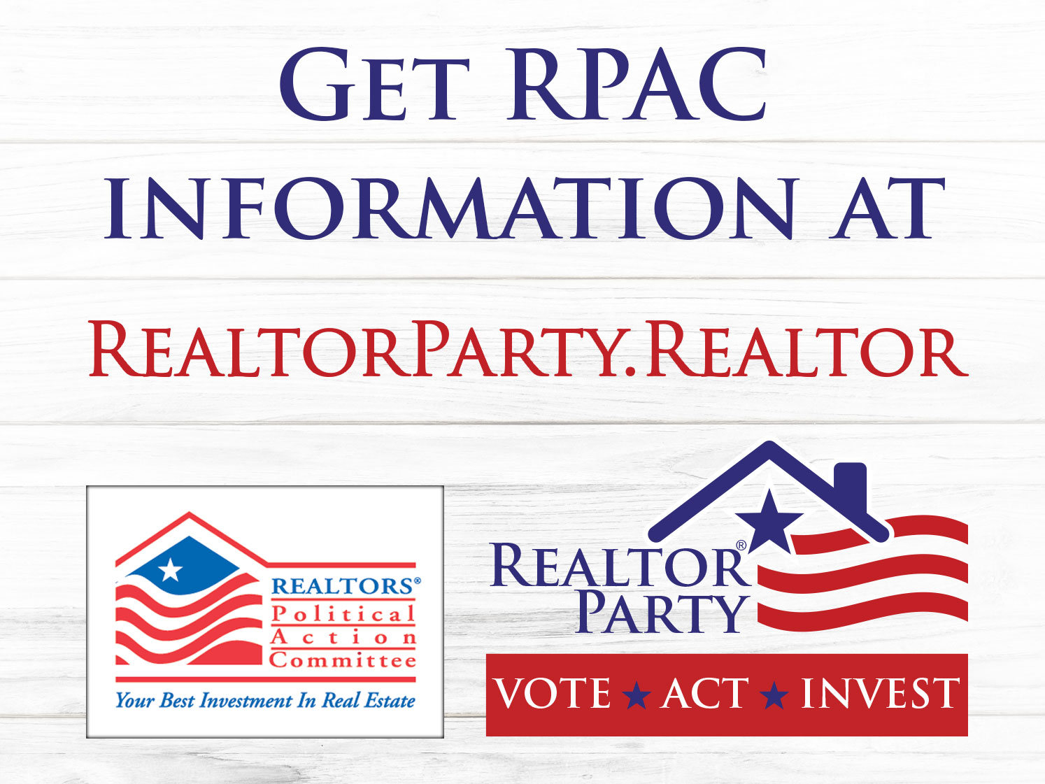 RPAC Information