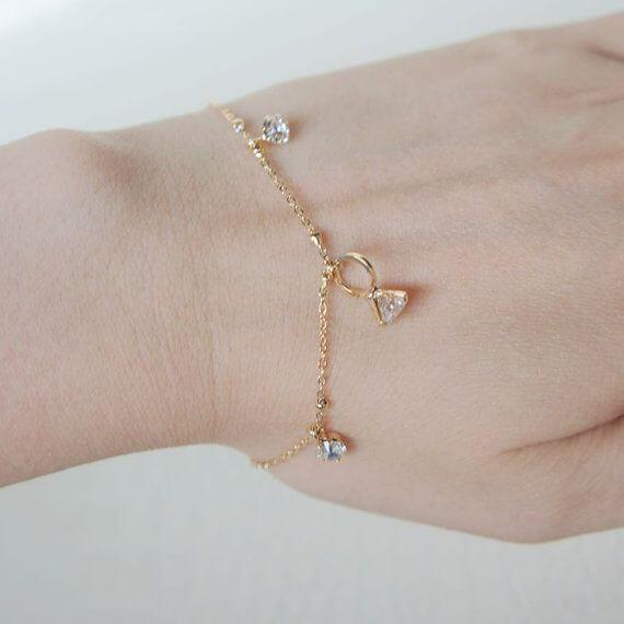 Lisa Kotchey Charm Bracelet