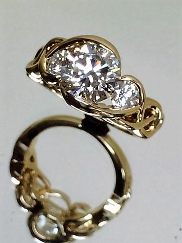 Ring of Lisa Marie Kotchey Design