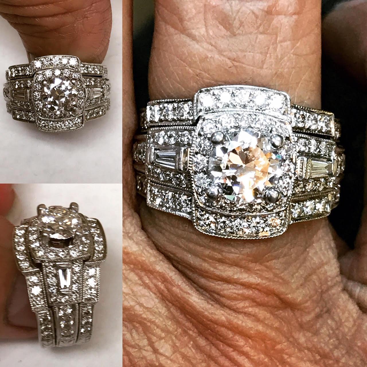 Wedding Jewelry of Lisa Marie Kotchey Design