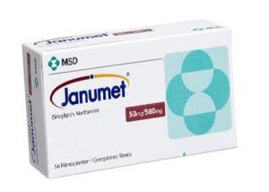 9.JANUMET - Thuốc tiểu đường thế hệ mới