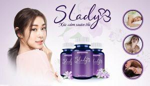 1. Thuốc kích dục nữ - cân bằng nội tiết tố Slady