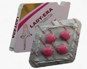 2. Thuốc kích dục nữ Lady Era dạng viên
