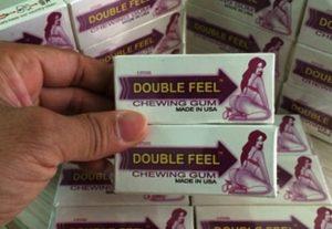 8. Kẹo singum kích dục nữ Double Feel